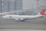 Kuuさんが、羽田空港で撮影した日本航空 747-446Dの航空フォト(飛行機 写真・画像)