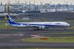 おみずさんが、羽田空港で撮影した全日空 777-381の航空フォト(写真)