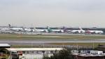 誘喜さんが、ロンドン・ヒースロー空港で撮影した中国国際航空 777-39L/ERの航空フォト(写真)