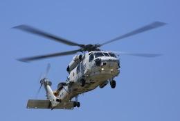 熱川楓さんが、善通寺駐屯地で撮影した海上自衛隊 SH-60Jの航空フォト(飛行機 写真・画像)