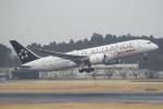 セブンさんが、成田国際空港で撮影したエア・インディア 787-8 Dreamlinerの航空フォト(飛行機 写真・画像)