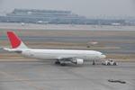 Kuuさんが、羽田空港で撮影した日本航空 A300B4-622Rの航空フォト(飛行機 写真・画像)
