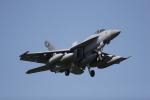 KJさんが、厚木飛行場で撮影した米海軍 F/A-18E Super Hornetの航空フォト(写真)