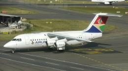レックスさんが、O・R・タンボ国際空港で撮影したエアリンク Avro 146-RJ85の航空フォト(飛行機 写真・画像)