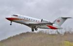 Airway-japanさんが、函館空港で撮影した金鹿航空 CL-600-2B16 Challenger 605の航空フォト(写真)