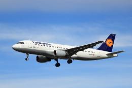 航空フォト:D-AIPH ルフトハンザドイツ航空 A320