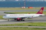 関西国際空港 - Kansai International Airport [KIX/RJBB]で撮影された吉祥航空 - Juneyao Airlines [HO/DKH]の航空機写真