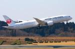 Tomo_ritoguriさんが、成田国際空港で撮影した日本航空 787-9の航空フォト(写真)