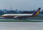 Izumixさんが、伊丹空港で撮影した日本エアシステム A300B2K-3Cの航空フォト(写真)