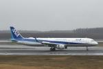 ATOMさんが、新千歳空港で撮影した全日空 A321-211の航空フォト(写真)