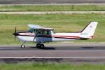 yabyanさんが、名古屋飛行場で撮影した朝日航空 172Pの航空フォト(写真)