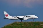 パンダさんが、羽田空港で撮影したジェイ・エア ERJ-170-100 (ERJ-170STD)の航空フォト(飛行機 写真・画像)