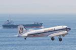 神戸空港 - Kobe Airport [UKB/RJBE]で撮影されたスーパーコンステレーション飛行協会 - Super Constellation Flyers Associationの航空機写真