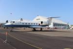 セブンさんが、千歳基地で撮影した航空自衛隊 U-4 Gulfstream IV (G-IV-MPA)の航空フォト(飛行機 写真・画像)