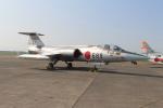 セブンさんが、千歳基地で撮影した航空自衛隊 F-104J Starfighterの航空フォト(飛行機 写真・画像)