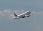 セブンさんが、ミュンヘン・フランツヨーゼフシュトラウス空港で撮影したエーゲ航空 A320-232の航空フォト(飛行機 写真・画像)
