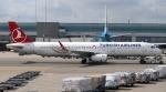 セブンさんが、アムステルダム・スキポール国際空港で撮影したターキッシュ・エアラインズ A321-231の航空フォト(飛行機 写真・画像)