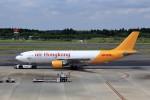T.Sazenさんが、成田国際空港で撮影したエアー・ホンコン A300F4-605Rの航空フォト(飛行機 写真・画像)