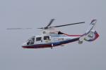 E-75さんが、函館空港で撮影した北海道航空 AS365N2 Dauphin 2の航空フォト(写真)