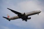 Blue Dreamさんが、羽田空港で撮影した日本航空 777-346の航空フォト(写真)
