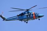 chinbariさんが、成田国際空港で撮影した千葉県警察 AW139の航空フォト(写真)
