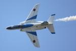 Dickiesさんが、静浜飛行場で撮影した航空自衛隊 T-4の航空フォト(写真)