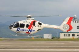 korosukeさんが、南紀白浜空港で撮影した学校法人ヒラタ学園 航空事業本部 EC135P3の航空フォト(飛行機 写真・画像)