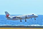 JAA DC-8さんが、奄美空港で撮影した日本エアコミューター 340Bの航空フォト(写真)