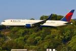 福岡空港 - Fukuoka Airport [FUK/RJFF]で撮影されたデルタ航空 - Delta Air Lines [DL/DAL]の航空機写真