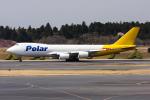 B.K JEONGさんが、成田国際空港で撮影したポーラーエアカーゴ 747-87UF/SCDの航空フォト(飛行機 写真・画像)