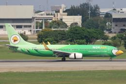 航空フォト:HS-DBG ノックエア 737-800