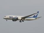 aquaさんが、小松空港で撮影した全日空 787-8 Dreamlinerの航空フォト(写真)