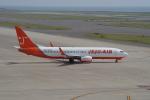 yabyanさんが、中部国際空港で撮影したチェジュ航空 737-8BKの航空フォト(写真)