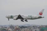 yabyanさんが、那覇空港で撮影した日本航空 777-246の航空フォト(写真)