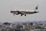yabyanさんが、那覇空港で撮影した中国東方航空 A320-214の航空フォト(飛行機 写真・画像)
