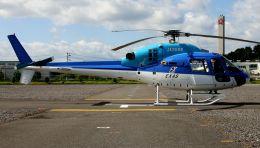 cathay451さんが、鈴鹿場外で撮影したエクセル航空 AS355N Ecureuil 2の航空フォト(飛行機 写真・画像)