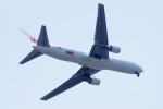 485k60さんが、福岡空港で撮影した日本航空 767-346/ERの航空フォト(写真)