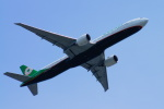 485k60さんが、福岡空港で撮影したエバー航空 777-36N/ERの航空フォト(飛行機 写真・画像)