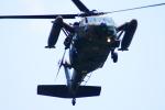 485k60さんが、えびの駐屯地で撮影した陸上自衛隊 UH-60JAの航空フォト(写真)