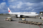 yabyanさんが、那覇空港で撮影した日本航空 767-346/ERの航空フォト(写真)