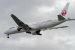 yabyanさんが、那覇空港で撮影した日本航空 777-346の航空フォト(飛行機 写真・画像)