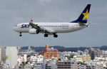 yabyanさんが、那覇空港で撮影したスカイマーク 737-86Nの航空フォト(写真)