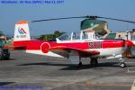 Chofu Spotter Ariaさんが、静浜飛行場で撮影した航空自衛隊 T-3の航空フォト(飛行機 写真・画像)