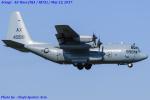 Chofu Spotter Ariaさんが、厚木飛行場で撮影したアメリカ海軍 C-130T Herculesの航空フォト(飛行機 写真・画像)