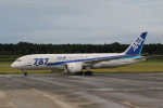 MA~RUさんが、熊本空港で撮影した全日空 787-8 Dreamlinerの航空フォト(写真)