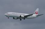 yabyanさんが、那覇空港で撮影した日本トランスオーシャン航空 737-4Q3の航空フォト(飛行機 写真・画像)