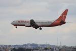 yabyanさんが、那覇空港で撮影したチェジュ航空 737-85Fの航空フォト(飛行機 写真・画像)