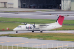 yabyanさんが、那覇空港で撮影した琉球エアーコミューター DHC-8-314 Dash 8の航空フォト(飛行機 写真・画像)