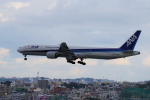 yabyanさんが、那覇空港で撮影した全日空 777-381の航空フォト(飛行機 写真・画像)