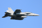 なごやんさんが、厚木飛行場で撮影したアメリカ海軍 F/A-18F Super Hornetの航空フォト(写真)